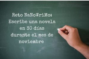 Reto_NaNoWriMo